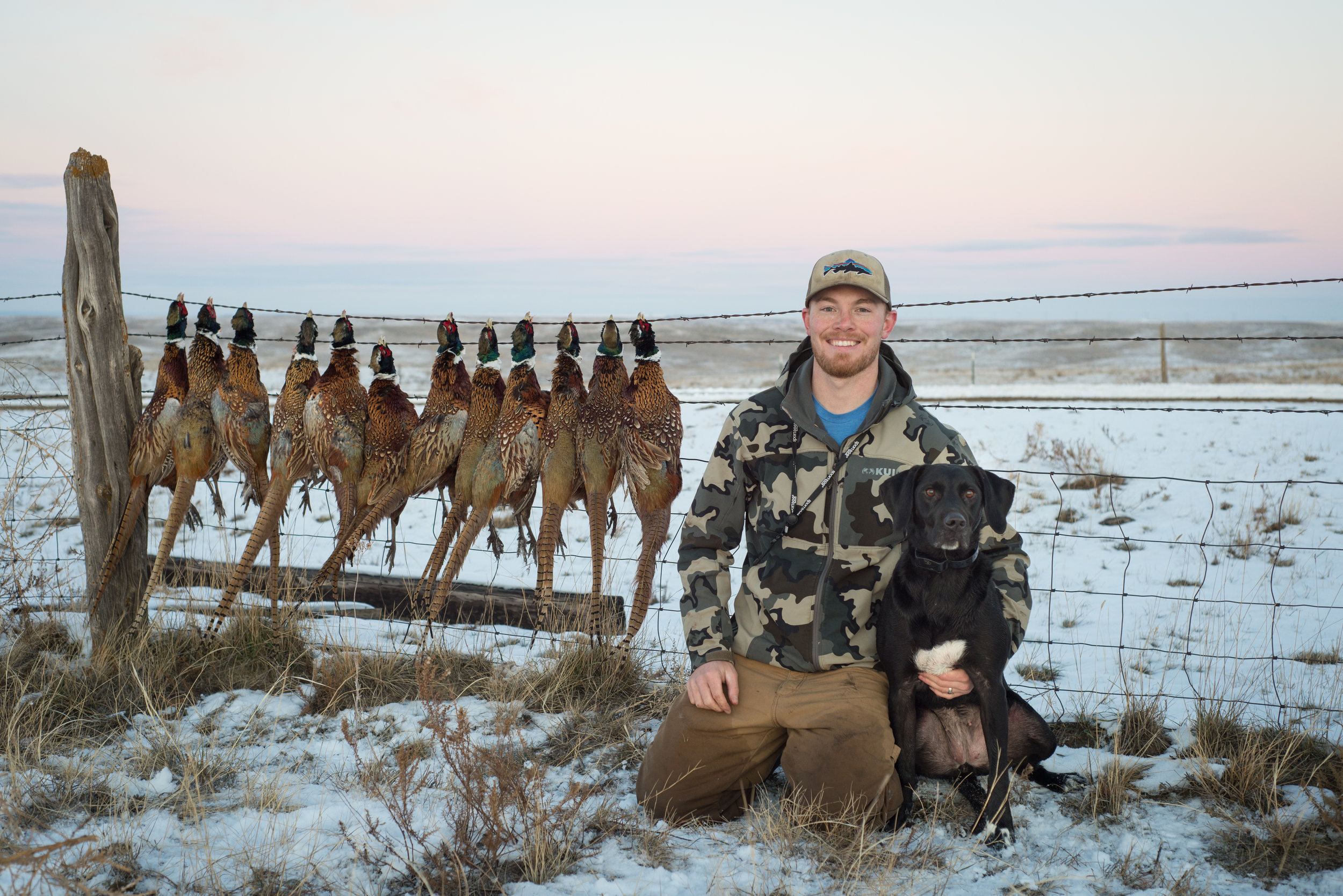 I look forward to hearing how we can make your dream hunt a reality. - ~ Anthony VonRuden Owner/Outfitter
