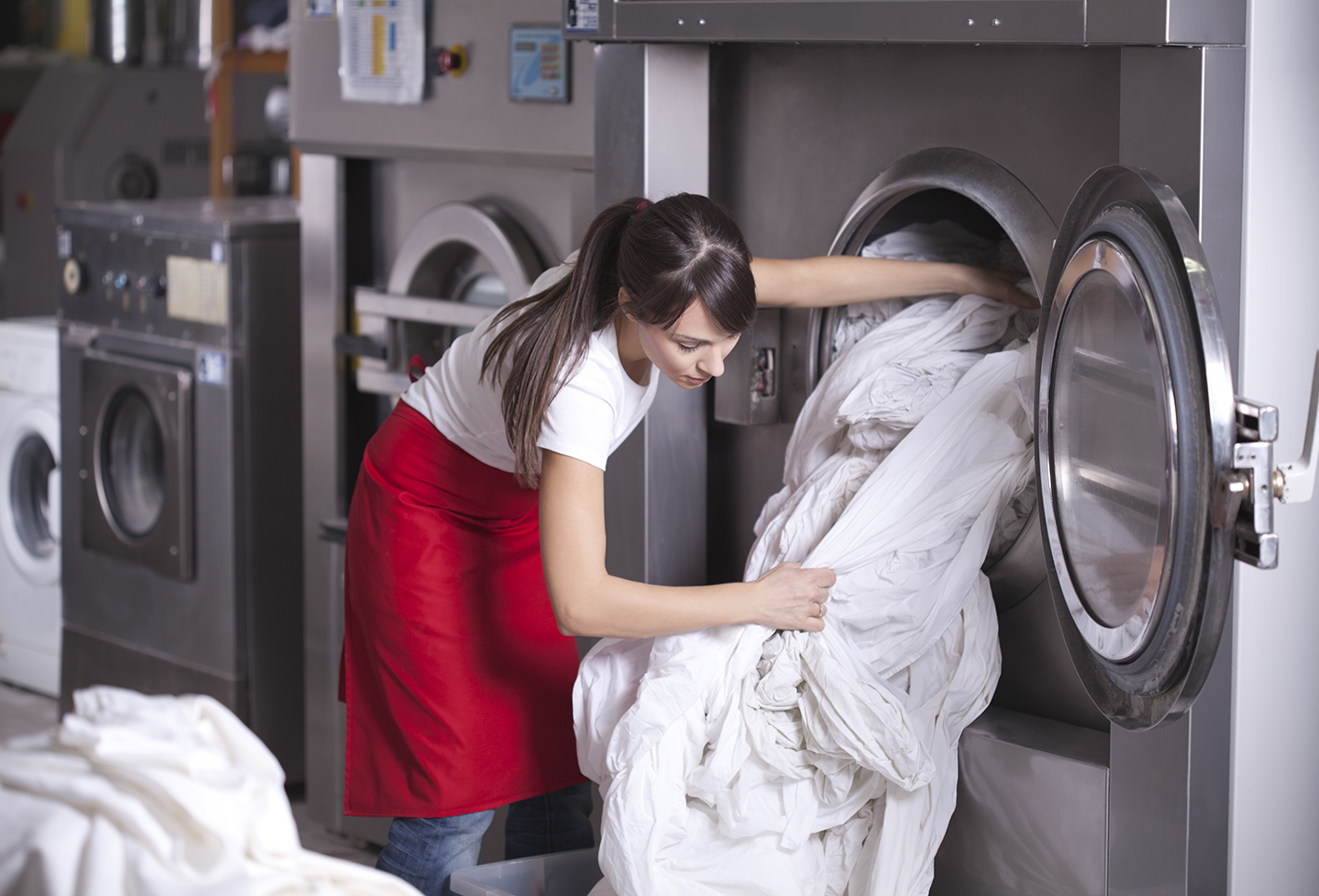 Silk Hospitality outsourced hotel housekeeping. Specialist housekeeping for hotels across Australia. Efficient and productive hotel environments delivered with superior customer service laundry.jpg