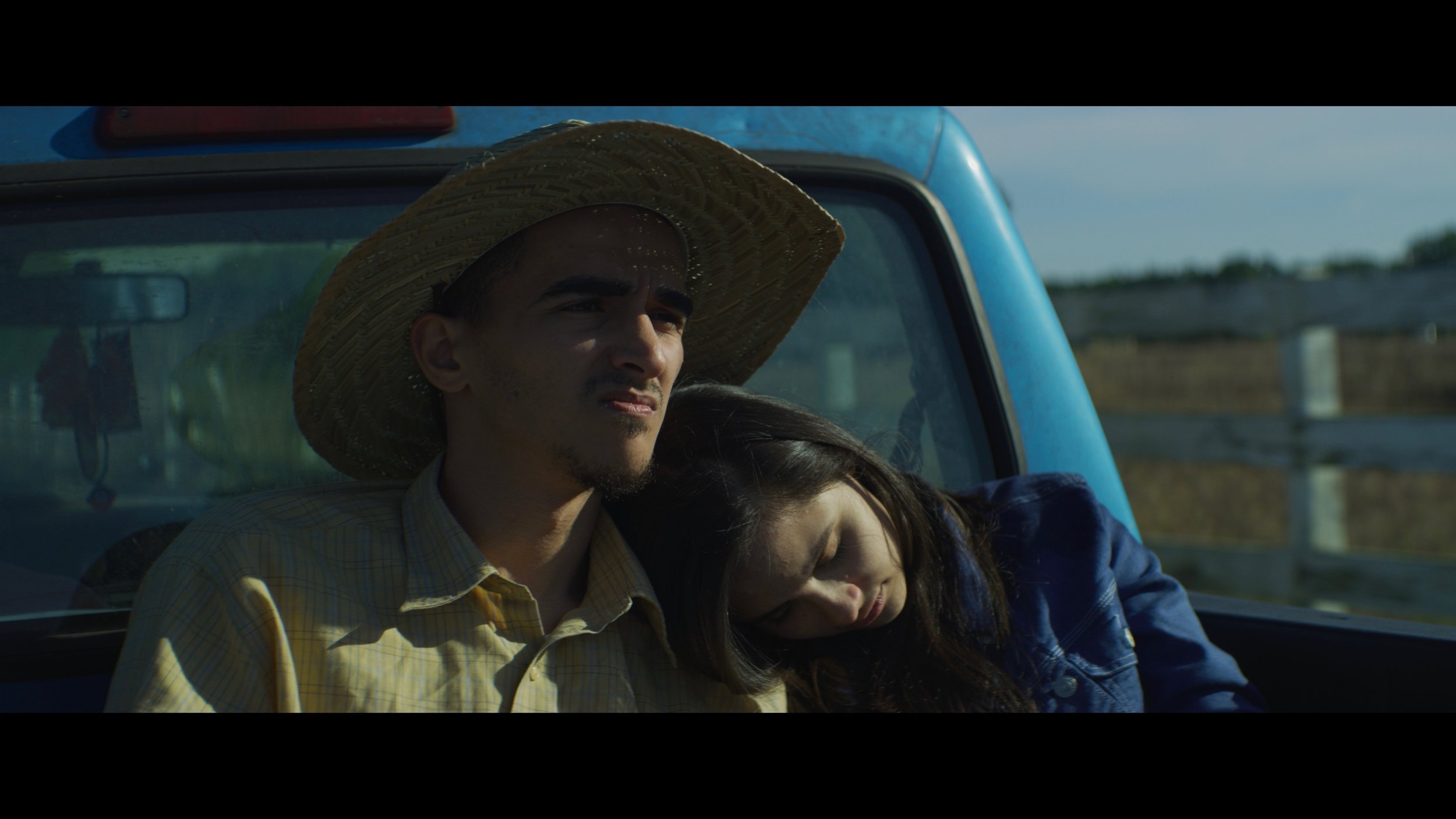 José - José is a 2nd generation latino that grew up in South Florida, working on his father's horse ranch. He's attracted to Maria, but wonders if she's truly pursuing him for love.