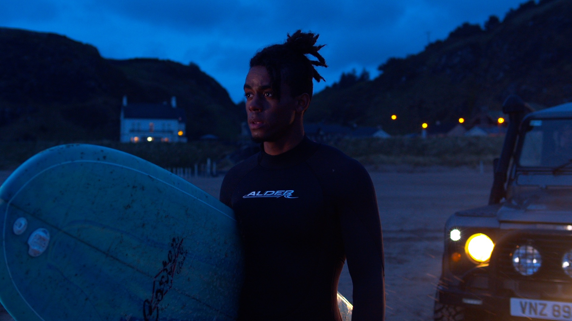 I did a short doc about the The Surf Project and the footage/story was  repurposed as a brand story for Alder , who sponsors all the wetsuits for the surf school. (This is why I say that corporate brands and organizations are both wanting  documentary storytelling )