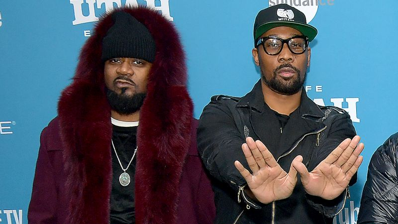 Wu-Tang Clan's Ghostface Killah & RZA