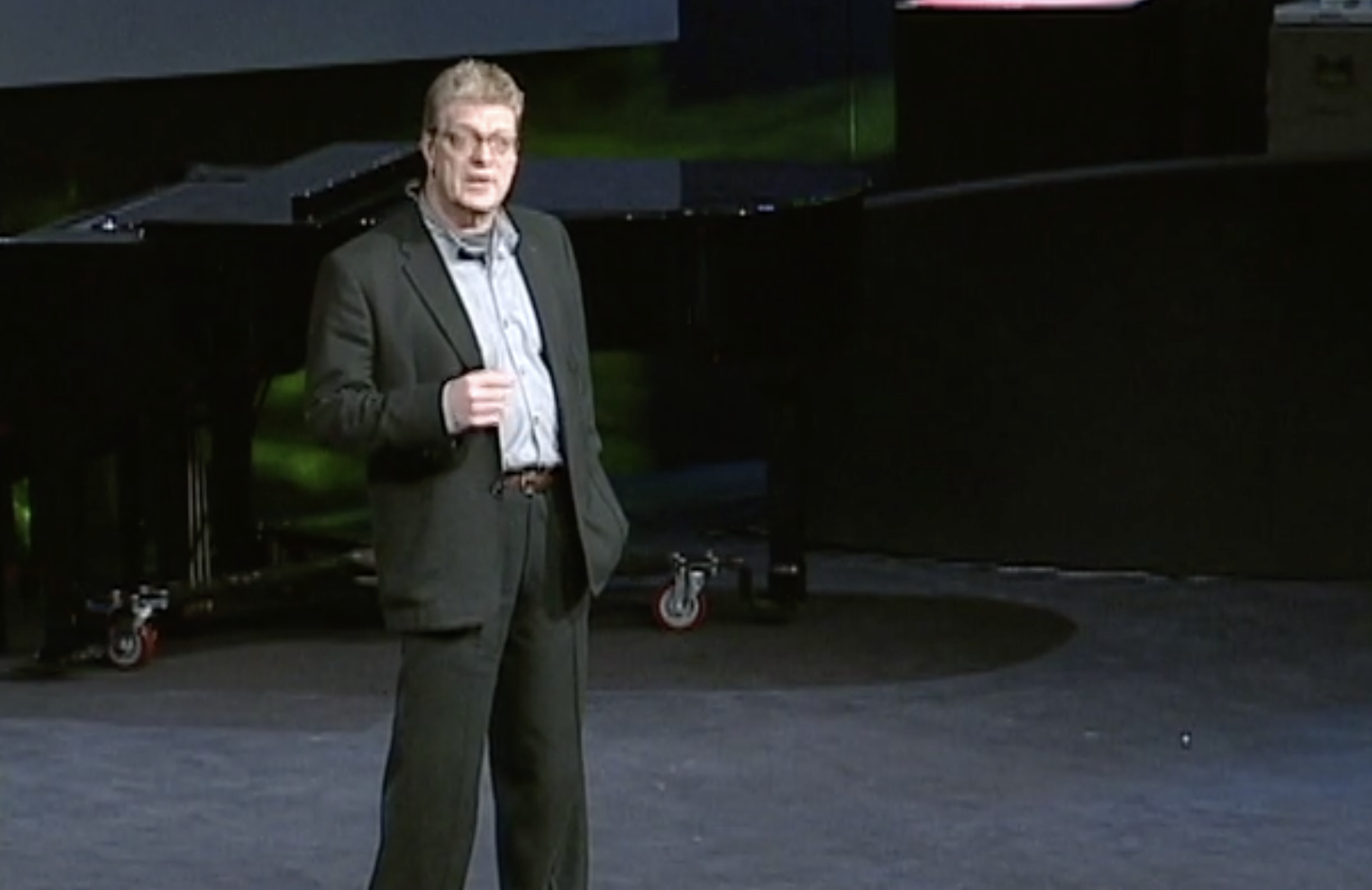 Do schools kill creativity? - Ken Robinson