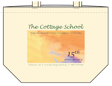 Copy of Cottage School Tote Bag