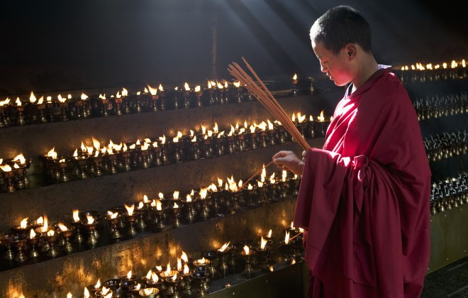 Circuiting the Jokhang ceremony in Tibet |   Source: RoughGuides