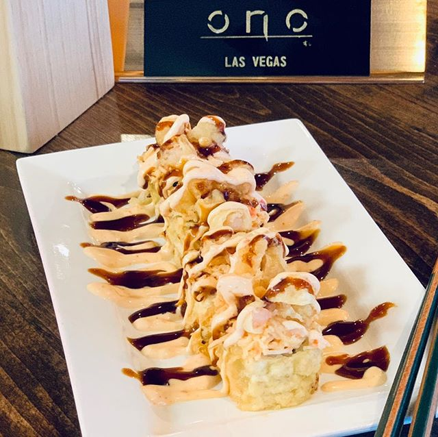 Hello weekend!! Who's ready to eat till you drop? See you guys soon! ⠀⠀⠀⠀ #onosushiVegas #LasvegasAycesushi