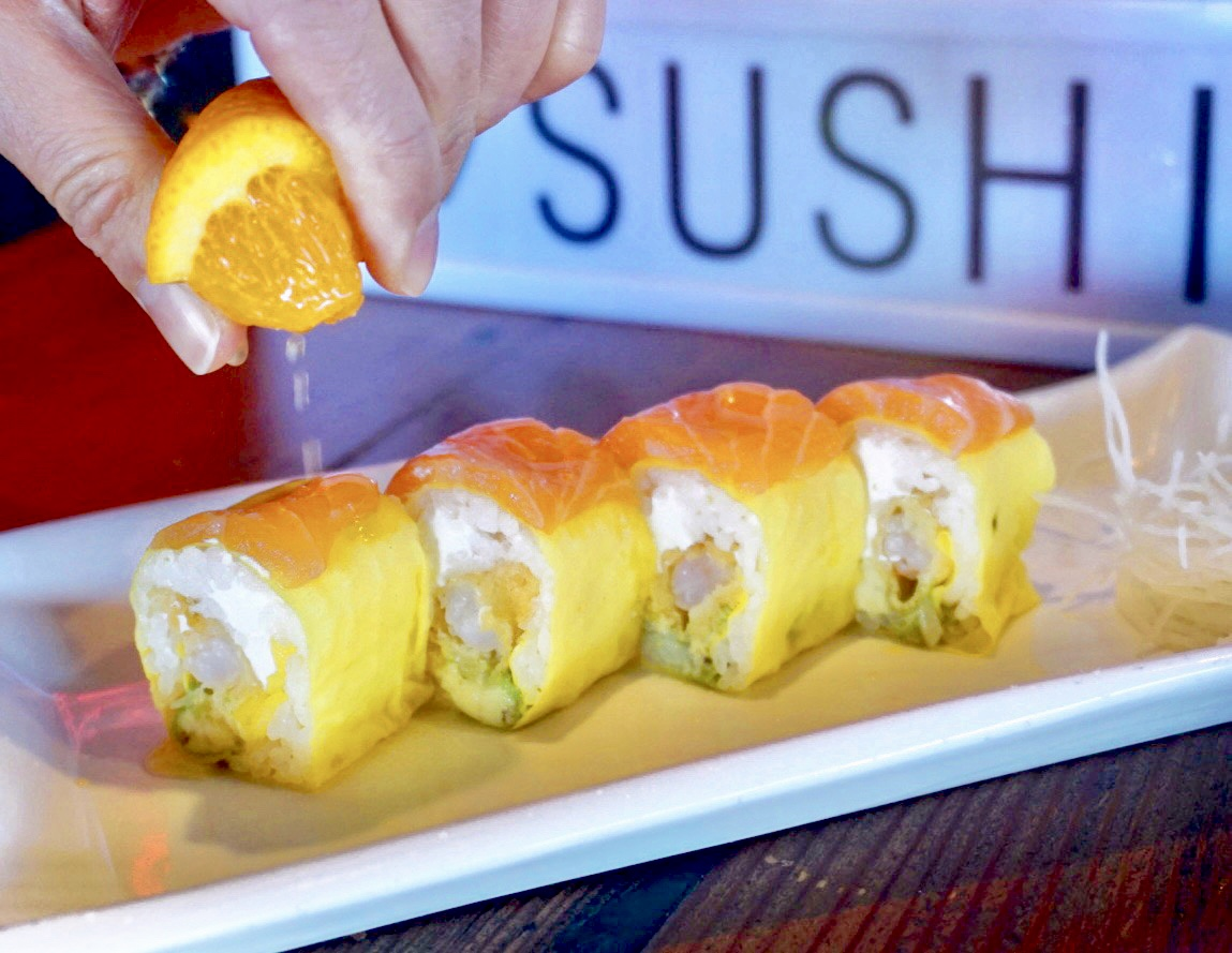 Orange Blossom Roll