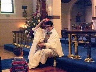 Sr Juliana's children's ministry at St Mary Magdalene's.