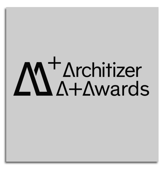"Building Bytes was selected as the ""Jury Winner"" for the 2013  Architizer A+ Award  in the""Architecture + Materials""category."