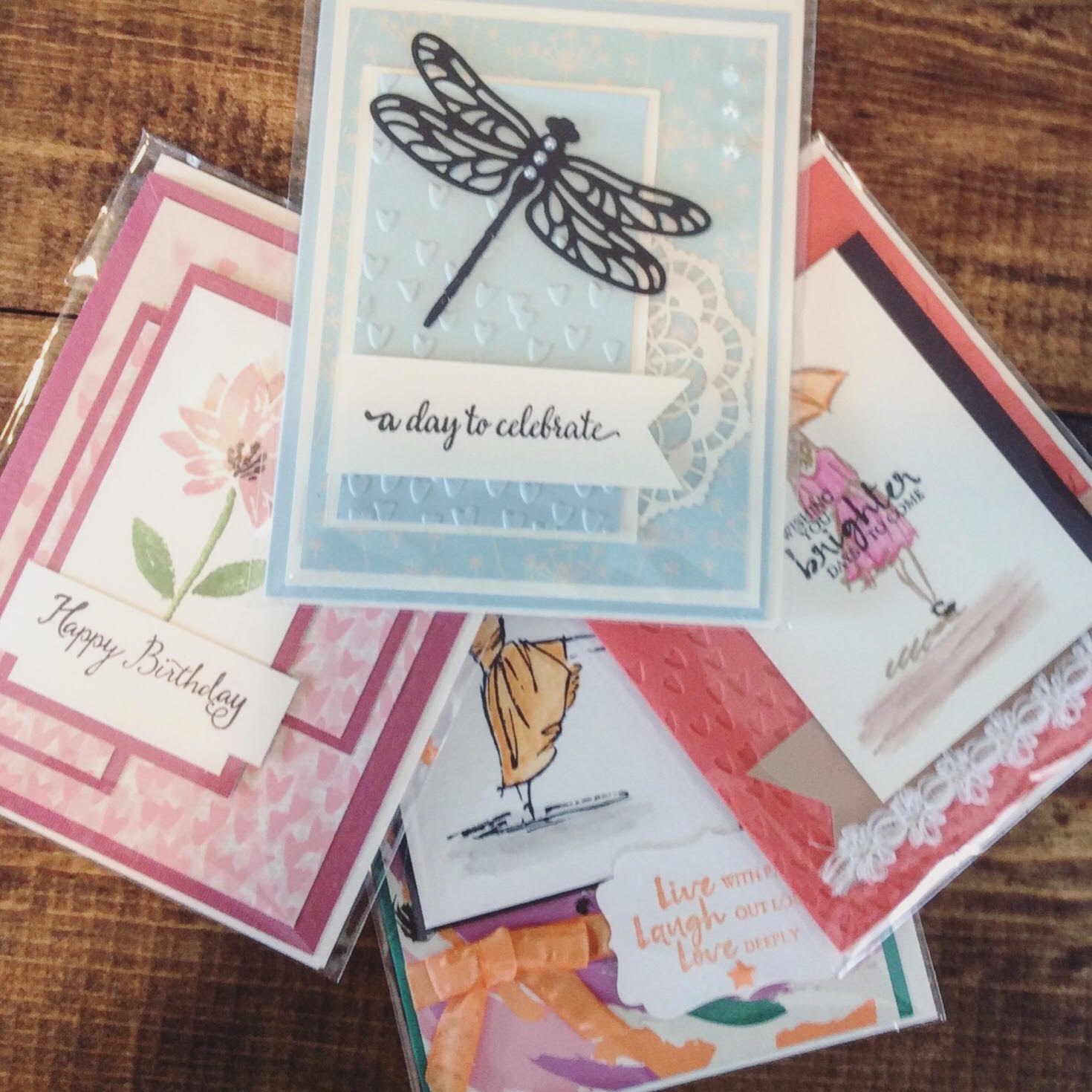 Cards by Linda
