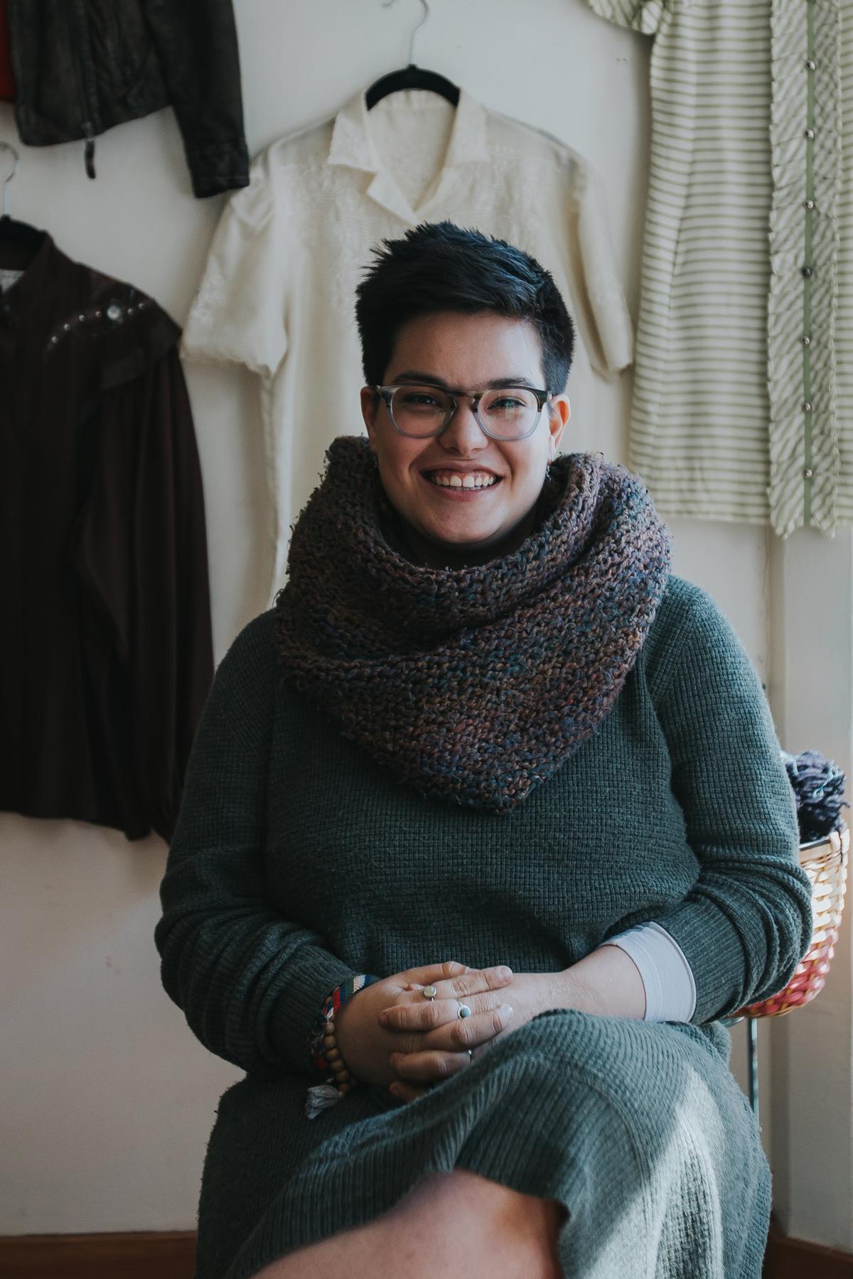 Nikki Anderson-Joy   Company Manager/Costume Designer/Illustrator   http://www.nikkiandersonjoy.com/