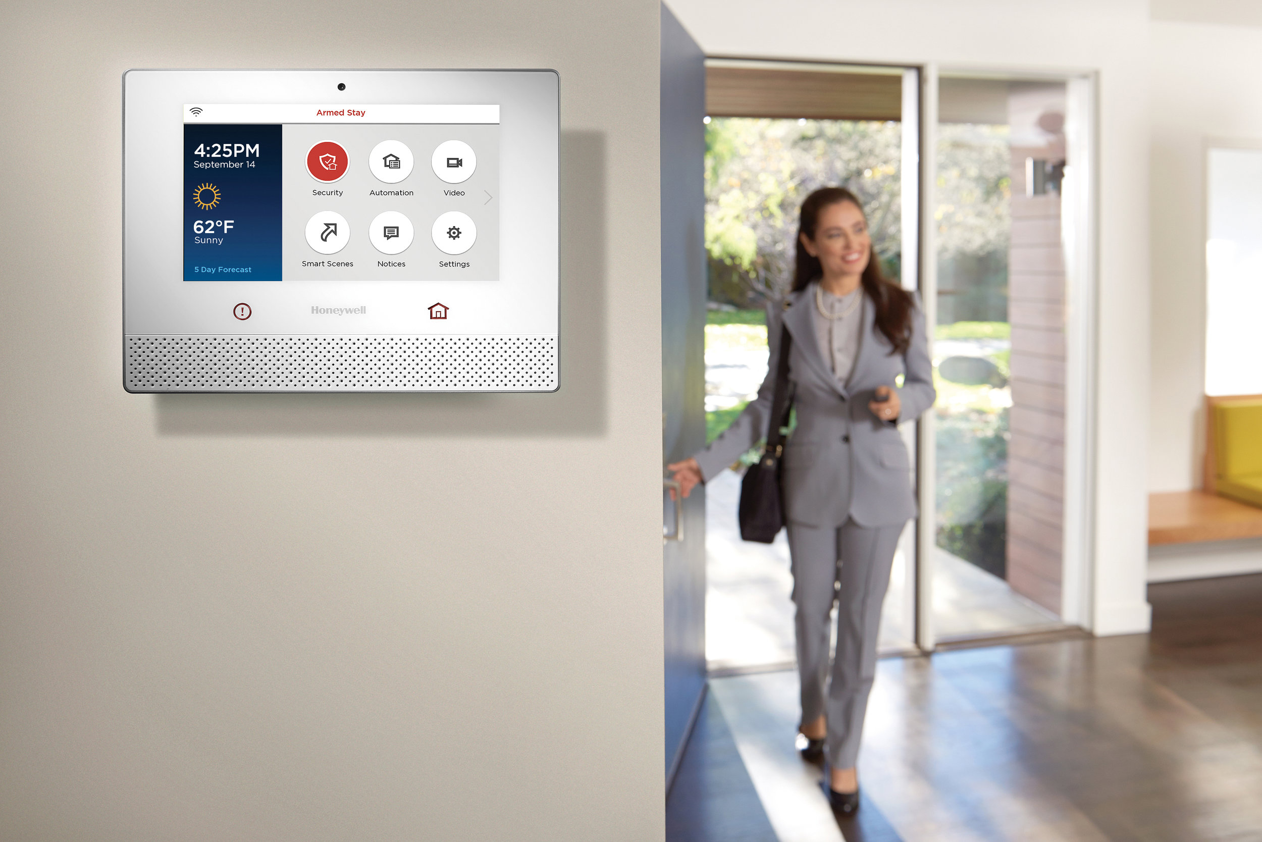 First Line of Defense - We may be a little biased, but our belief is that every business should have a security system.