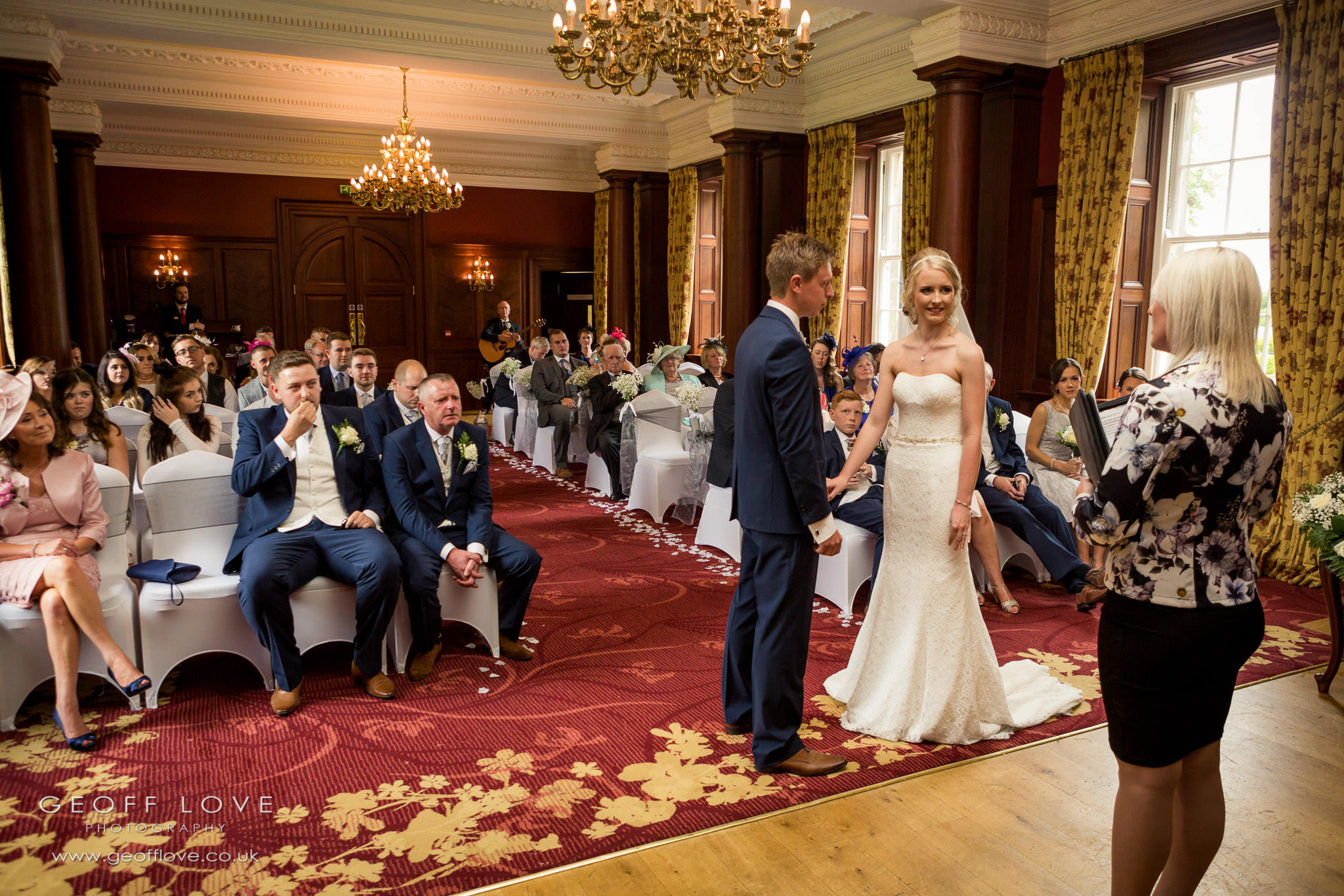 doxford hall wedding ceremony