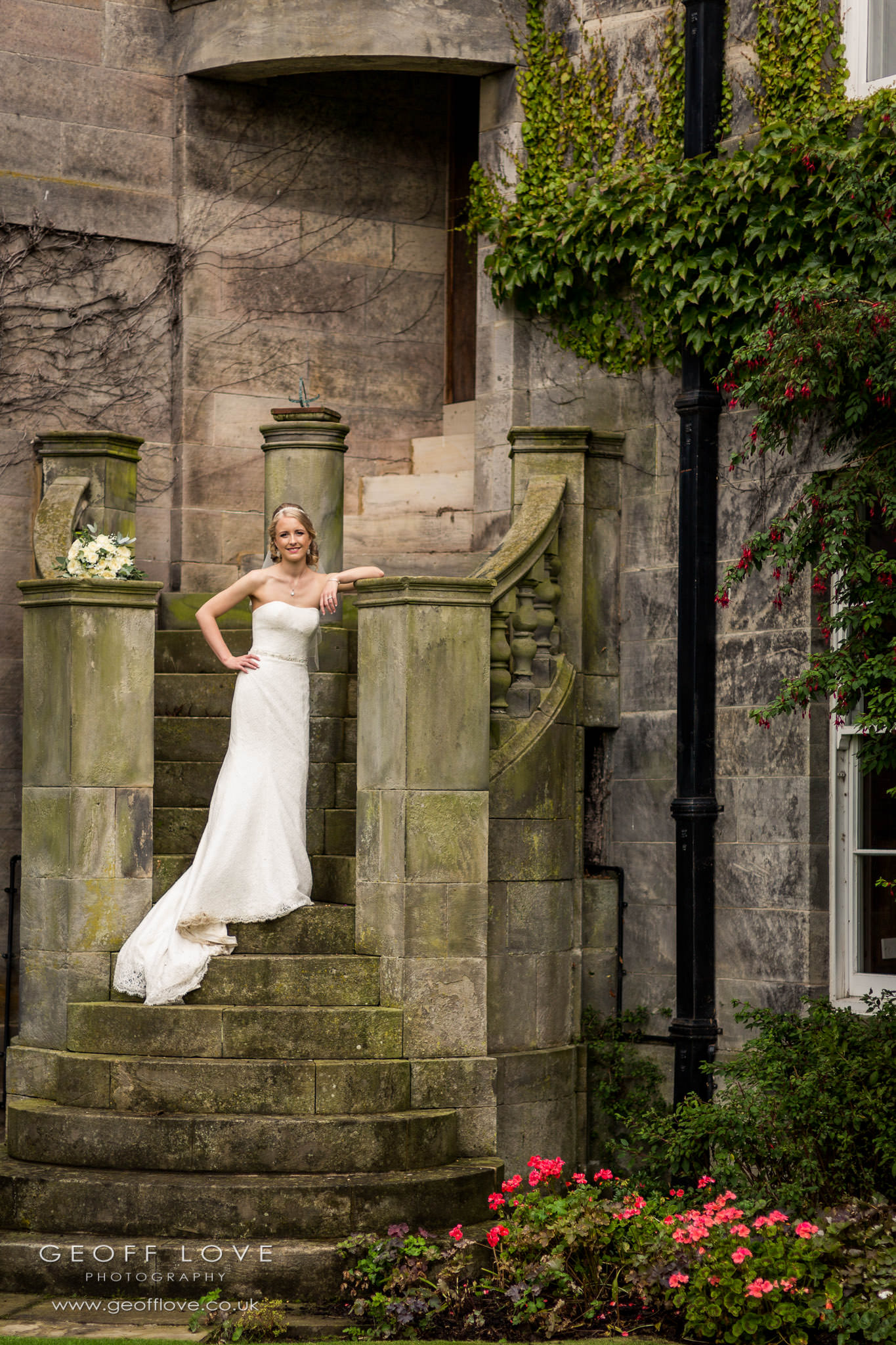 doxford hall  wedding bridal photography