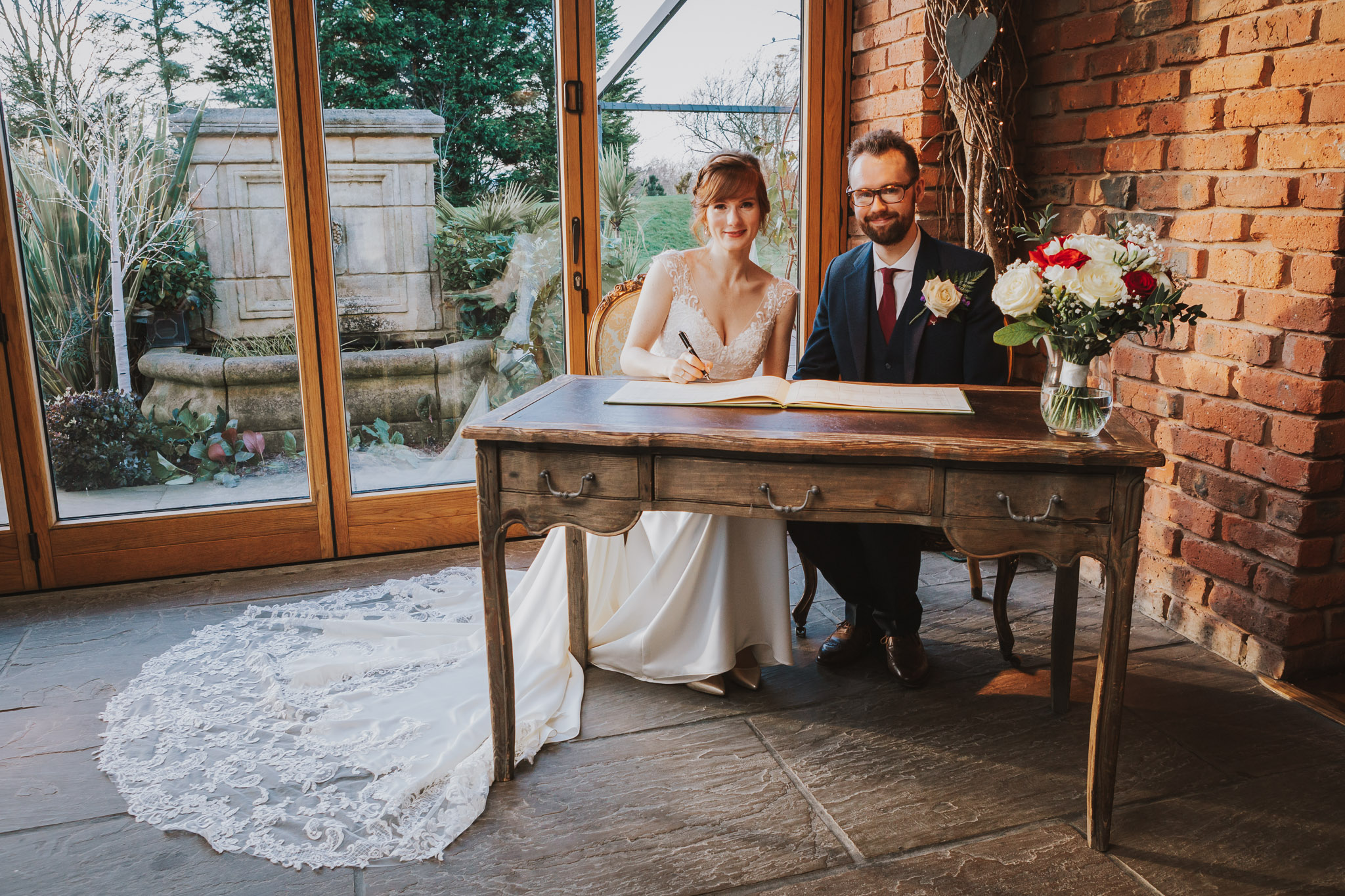 small wedding photo package