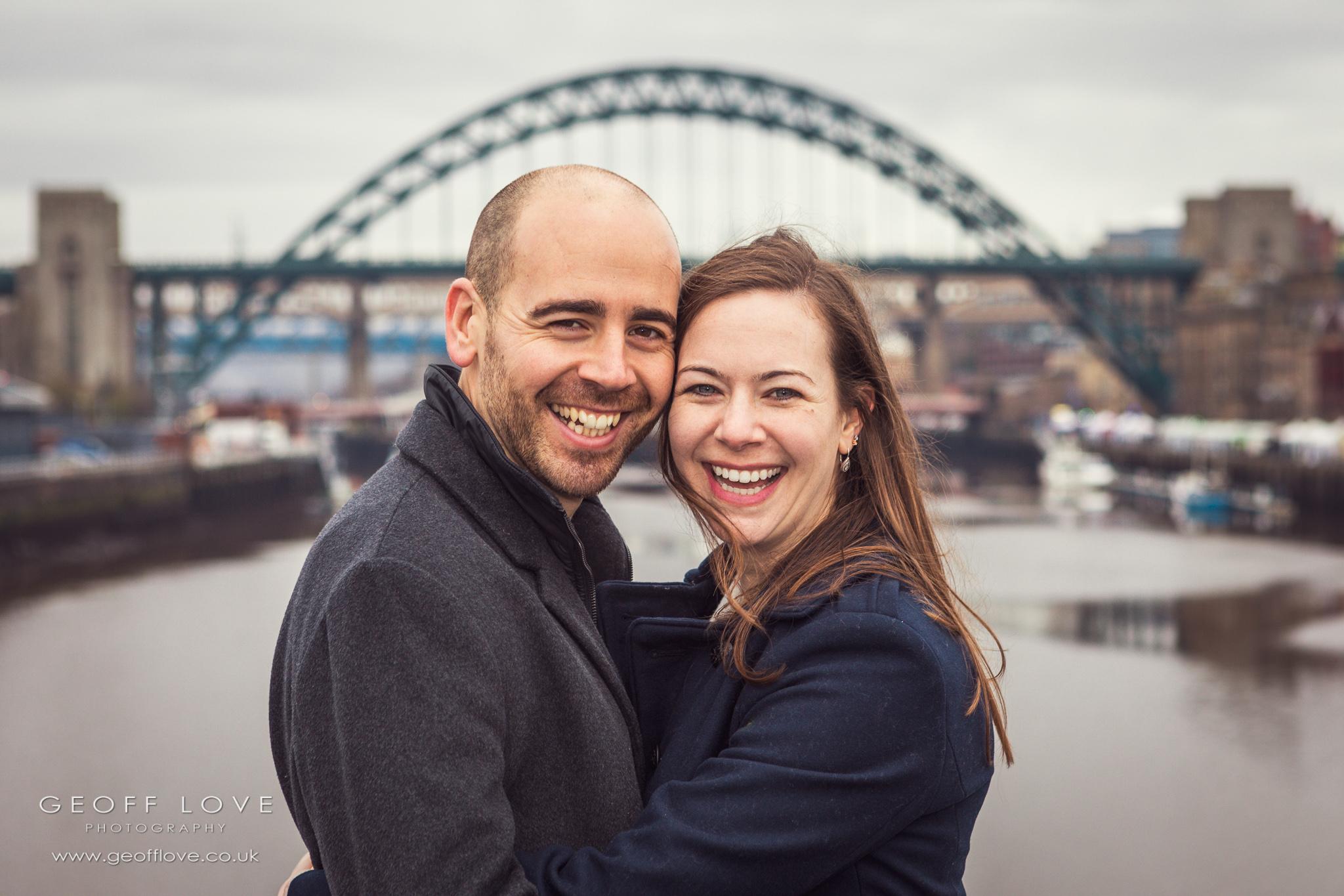 newcastle couple photo shoot