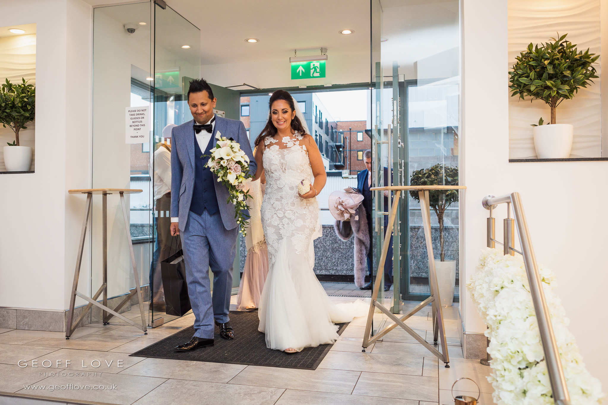 biscult factory wedding photographer