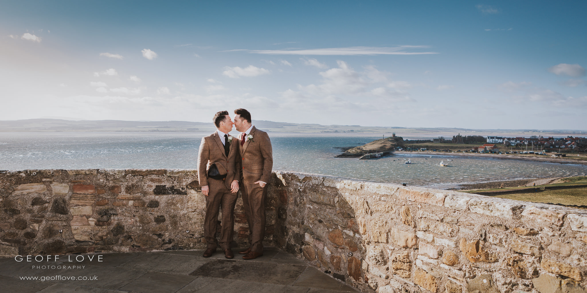 lindisfarne castle wedding holy island