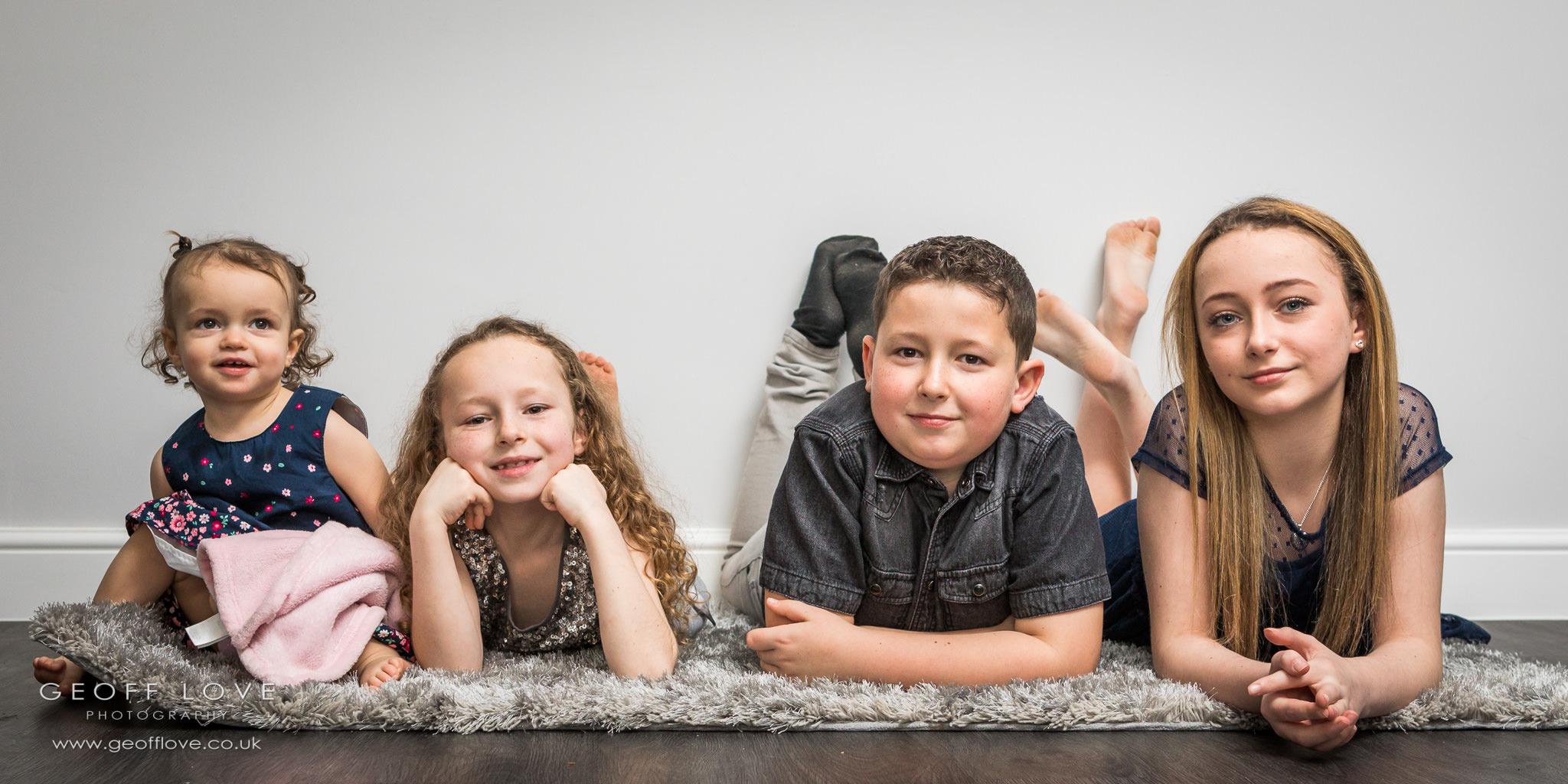 family photoshoot newcastle