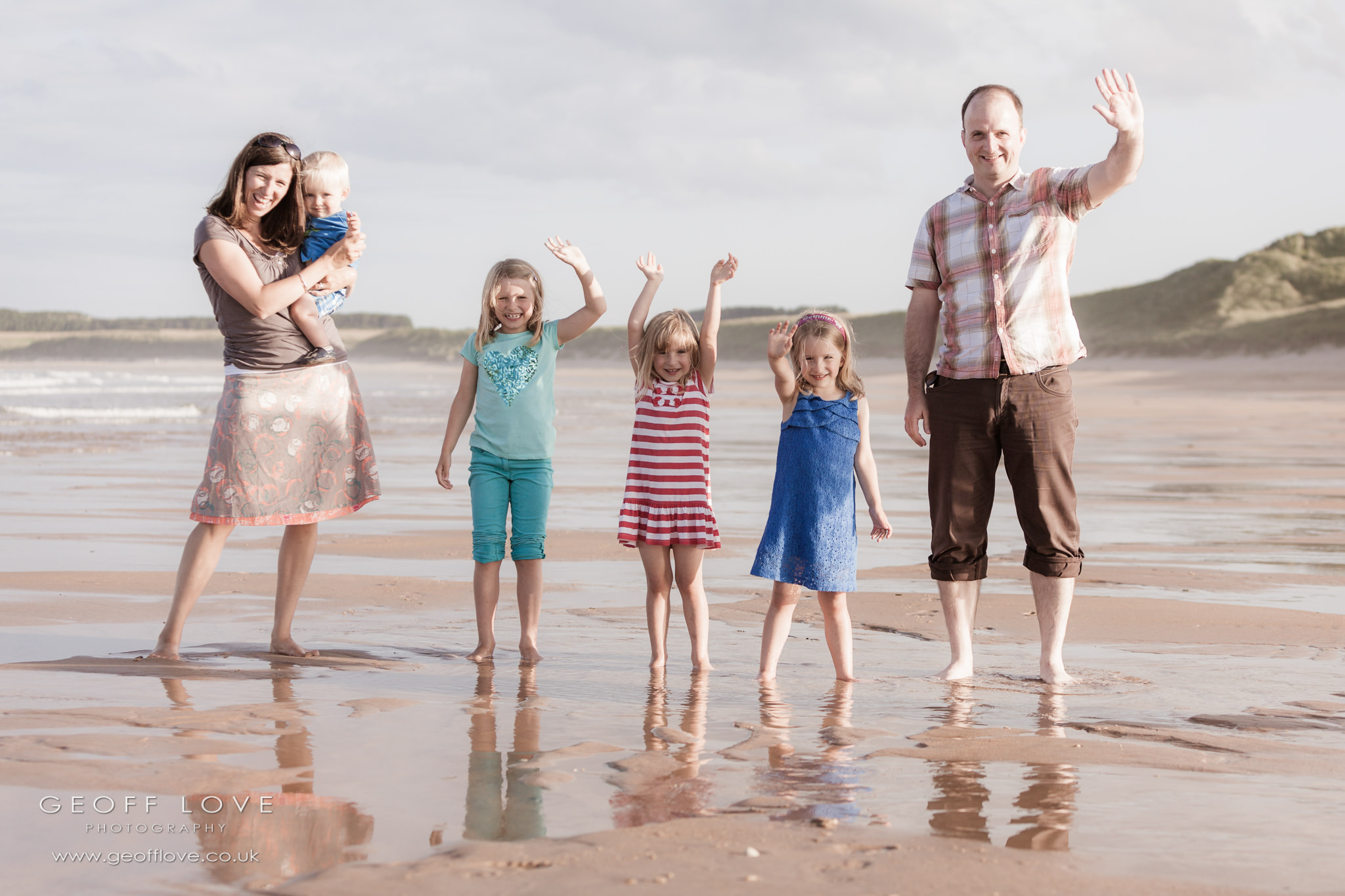 family photography northumberland