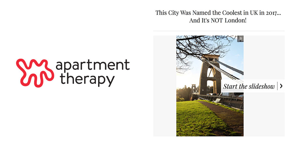 This city was named the coolest in UK in 2017, and it's NOT London! A published feature for Apartment Therapy