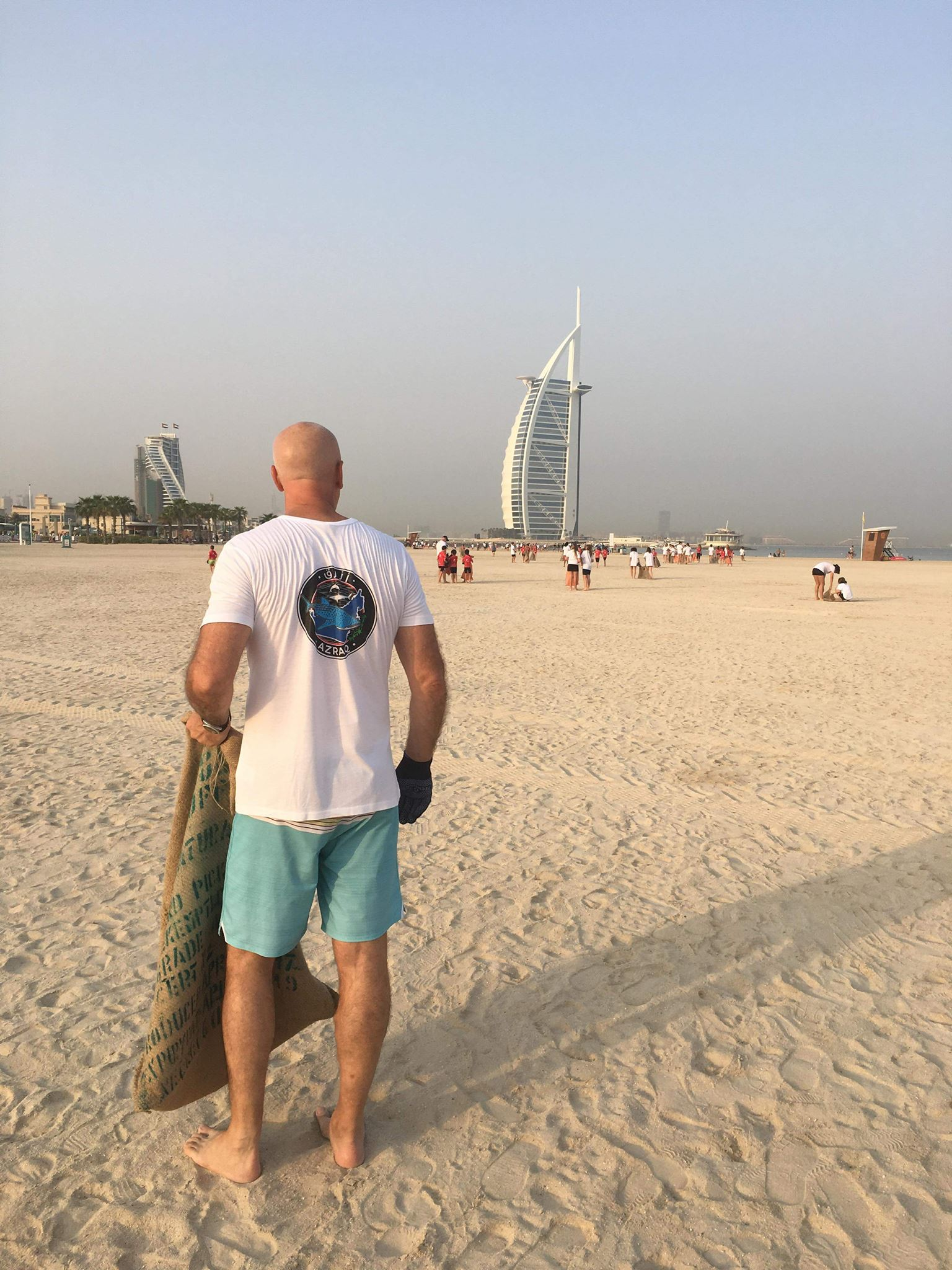 AZRAQ + XDUBAI SUNSET BEACH
