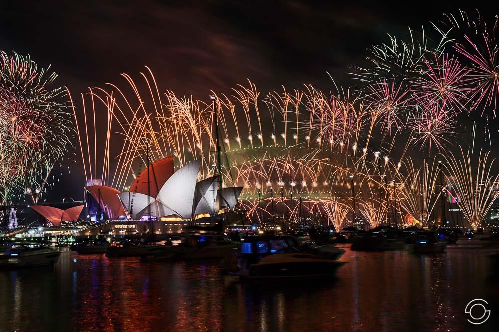 Sydney NYE