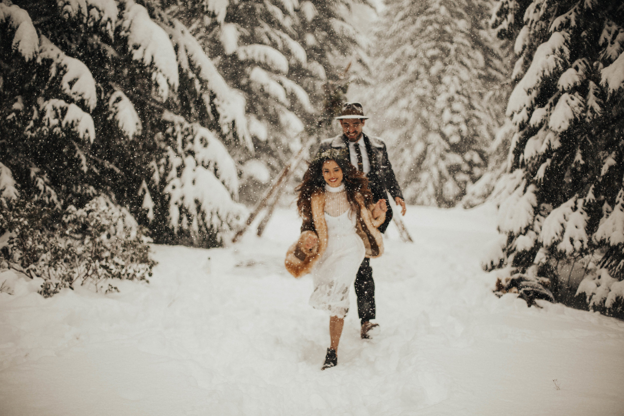 Suttle Lake Elopement in Sisters Oregon | Rosemary & Pine Photography