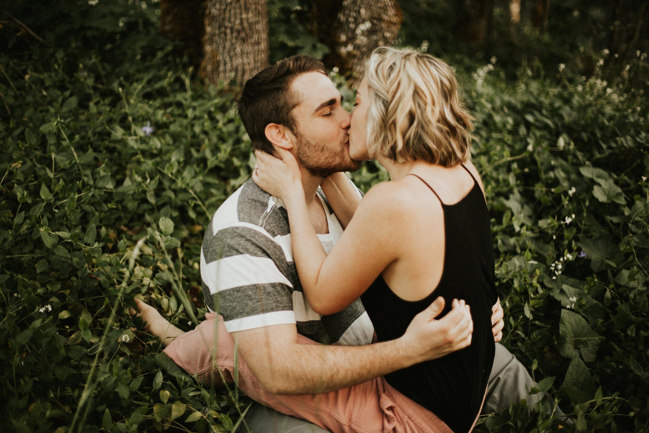 Eugene Oregon Engagement Session | Rosemary & Pine Photography