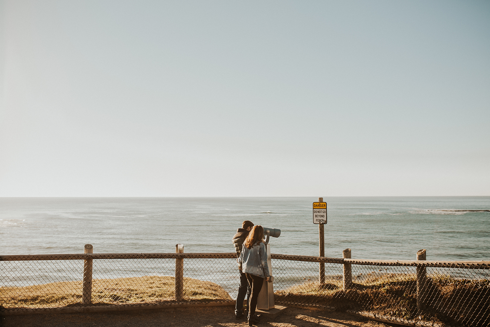 Adventurous Oregon Coast Couple's Session | Rosemary & Pine Photography