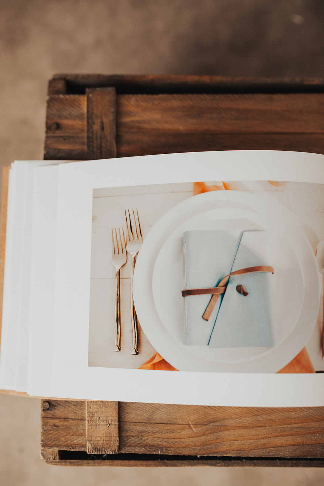 Rosemary & Pine Photography Wedding Albums | An Interview with the creator, Whitney Carmack of Central Oregon