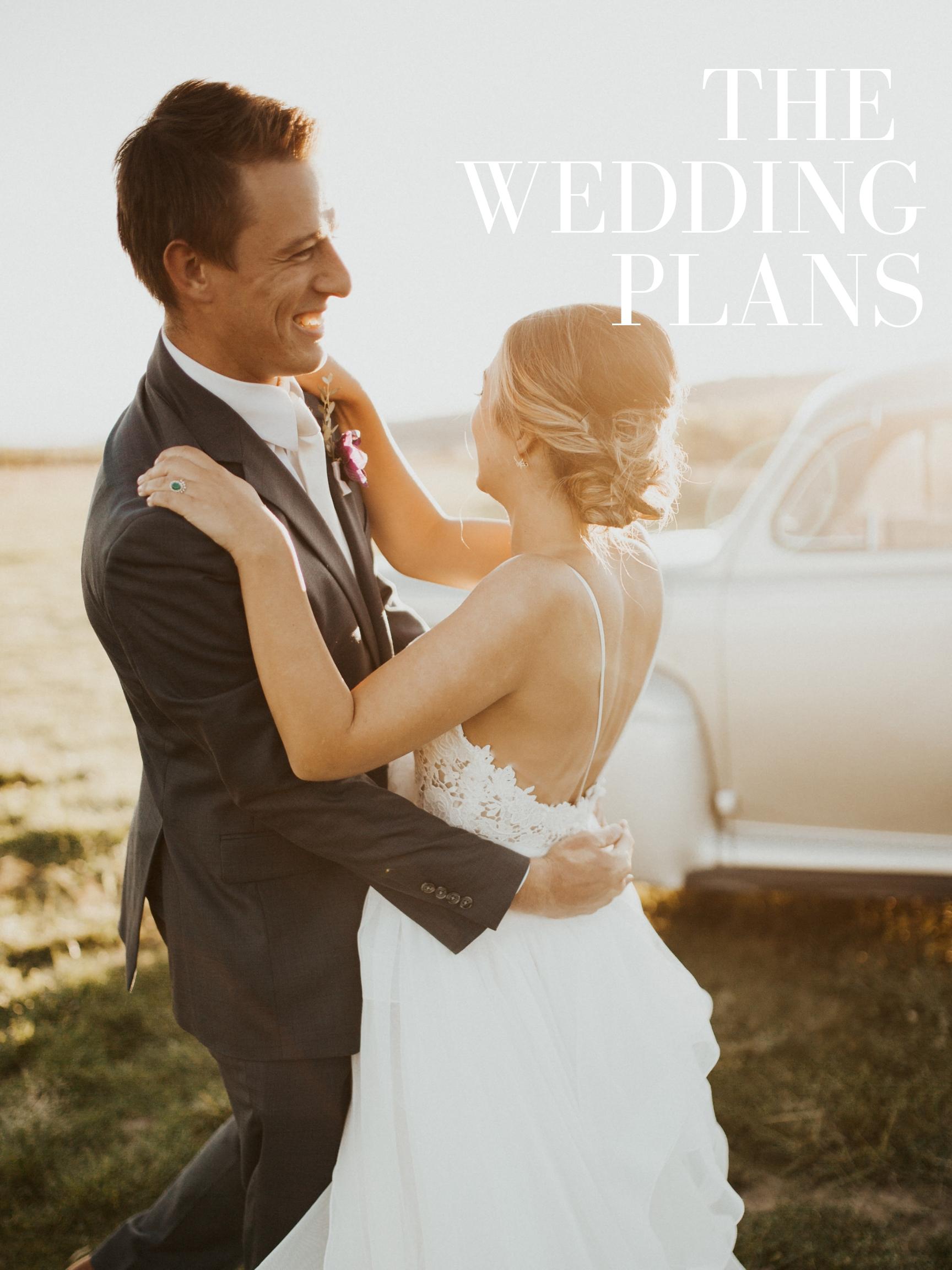 Wedding Guide | Rosemary & Pine Photography