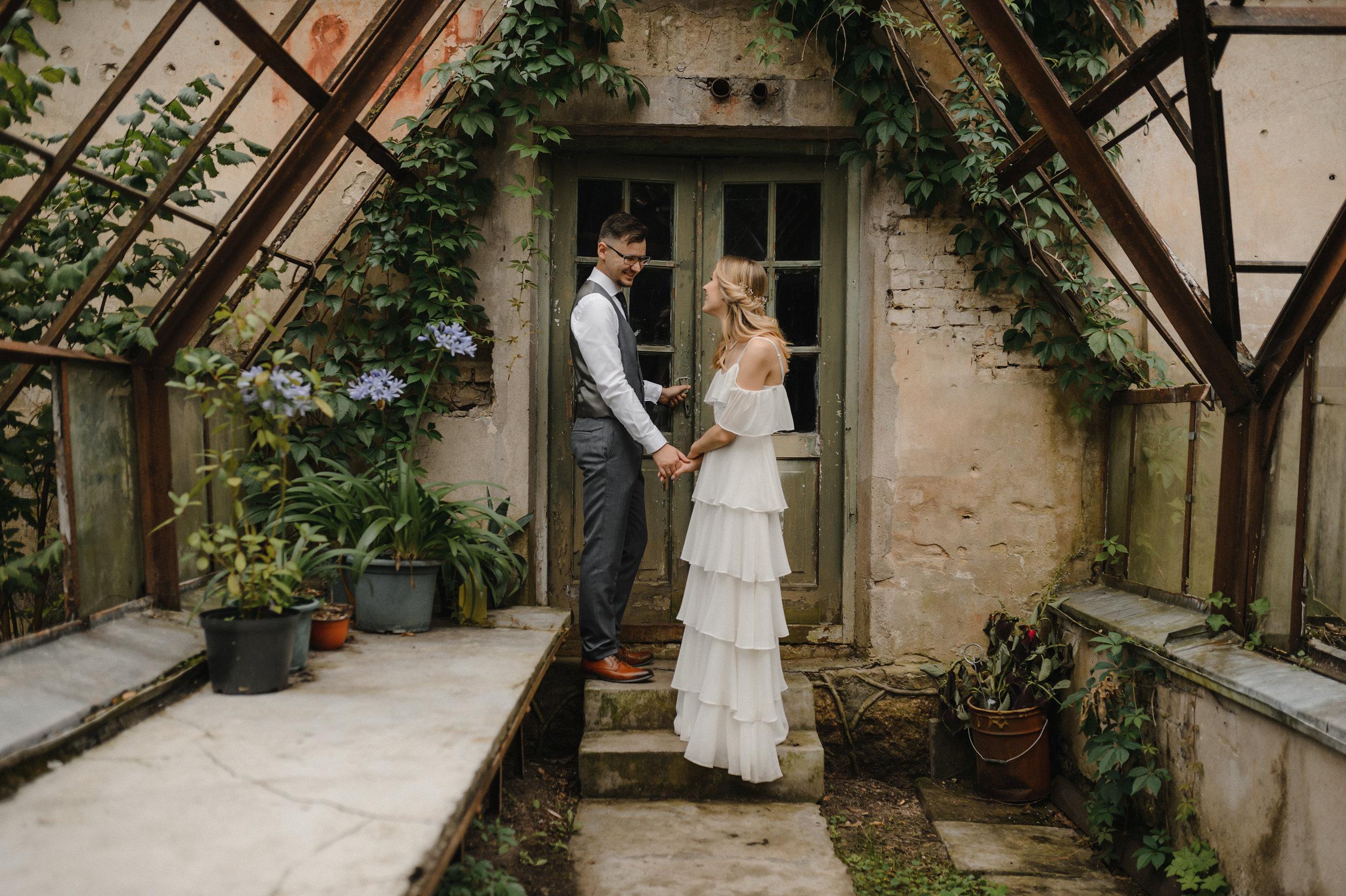 Vestuvės - Saulenė & Justas