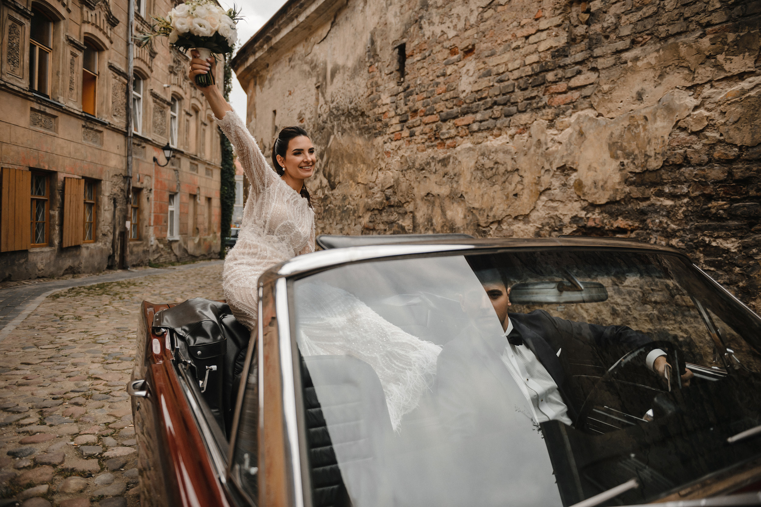 Vestuvės - Ingrida & Linas