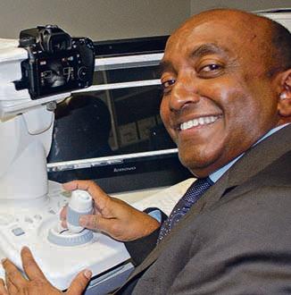 Yogi Kanagasingam, CSIRO e-Health
