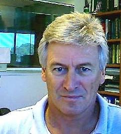 Wayne Robertson, CSIRO Minerals Flagship