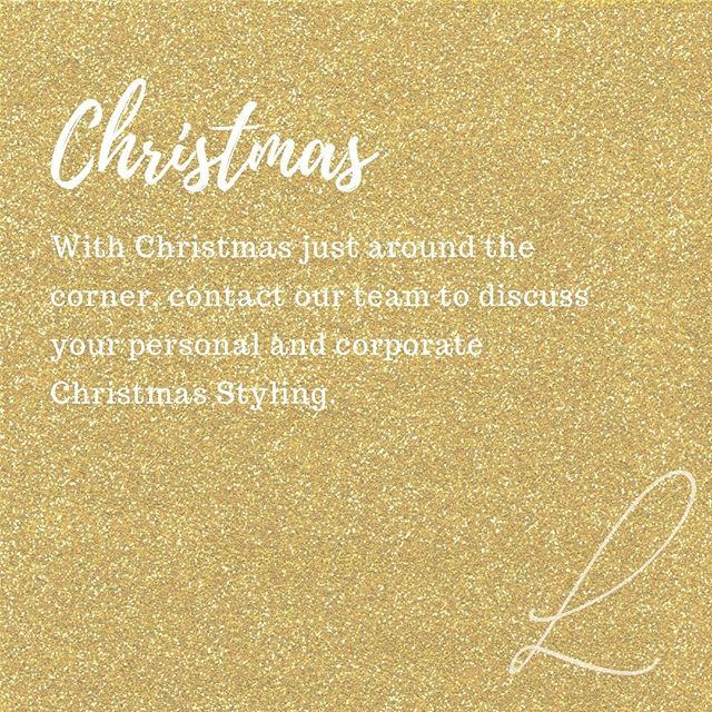 With Christmas just around the corner, contact our team to discuss your personal and corporate Christmas Styling.  . . . . . . . . . . . . .   #melbournewomeninbusiness #womensupportingwomen #melbourne #supportsmallbusiness #womeninbusiness #melbournelife#melbournebride  #style #interior #design #interiordesign #stylist #inspiration #interiors #decor #home #interiorstyling #homedecor #designer #styleblogger #architecture #interiordecor #instastyle #realtor #luxury #property #luxuryrealestate #forsale #dreamhome #househunting