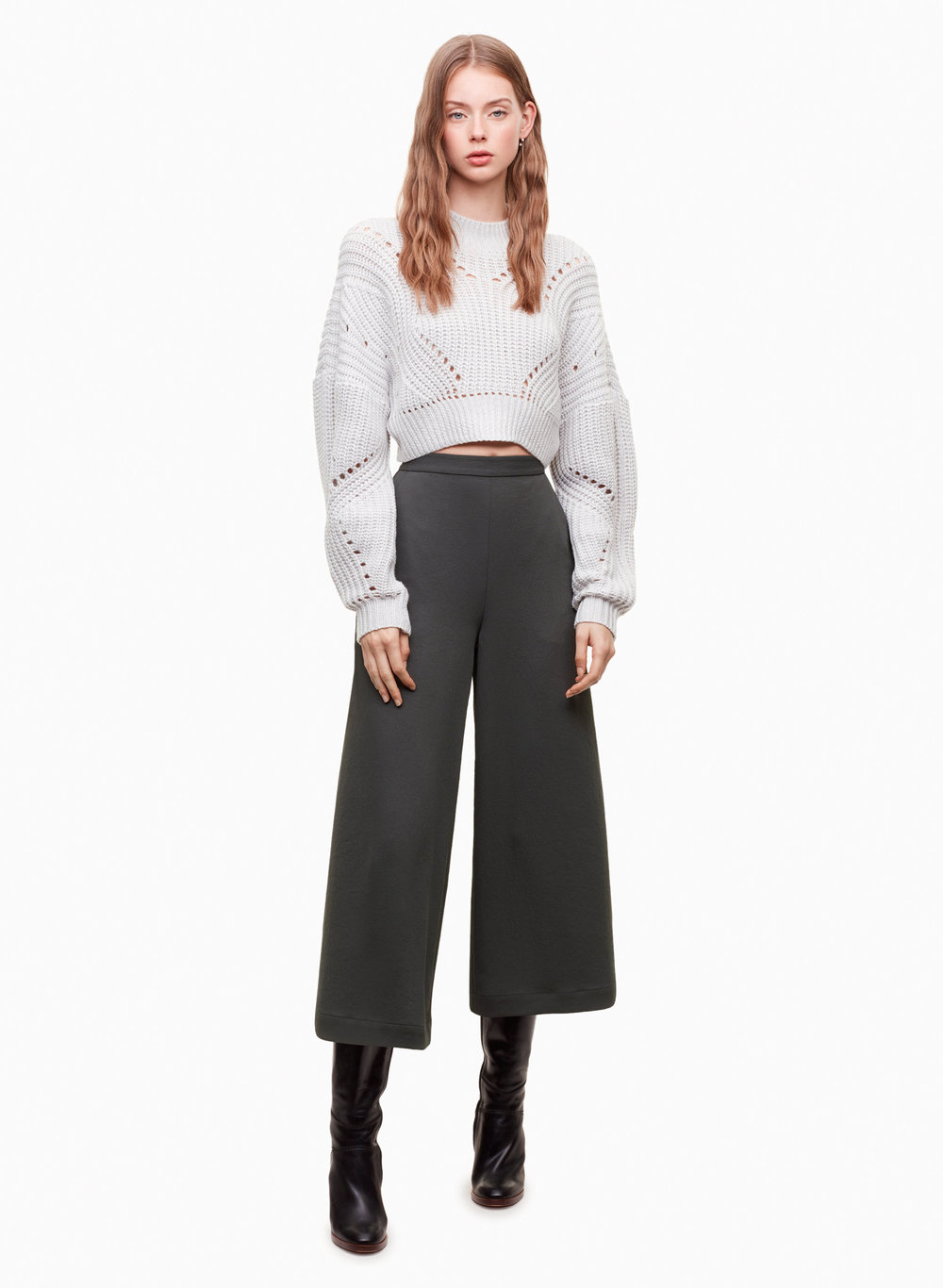Wilfred  Lalemant Pant. Available in two colors. Aritzia. $135.