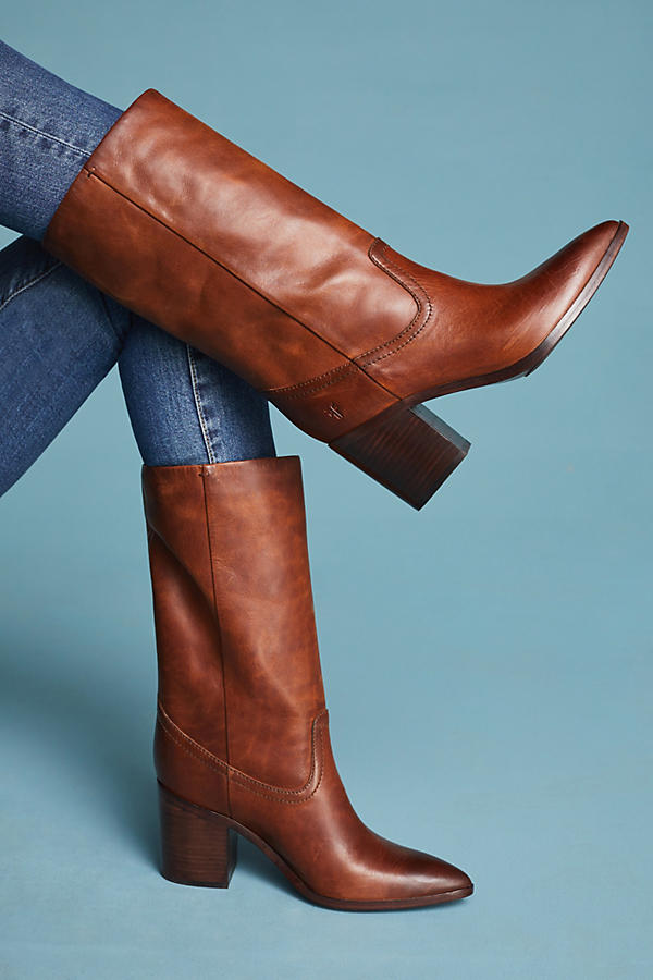 Frye Flynn Boots. Anthropologie. $428.