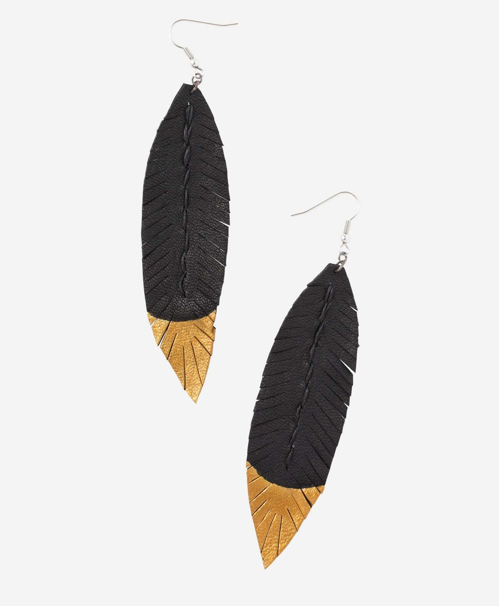 Birds of a Feather Earrings. Noonday. $32.