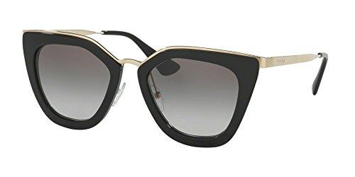 Prada Women's Metal Bridge Mirrored Sunglasses. Amazon. Was: $355. Now: $196.