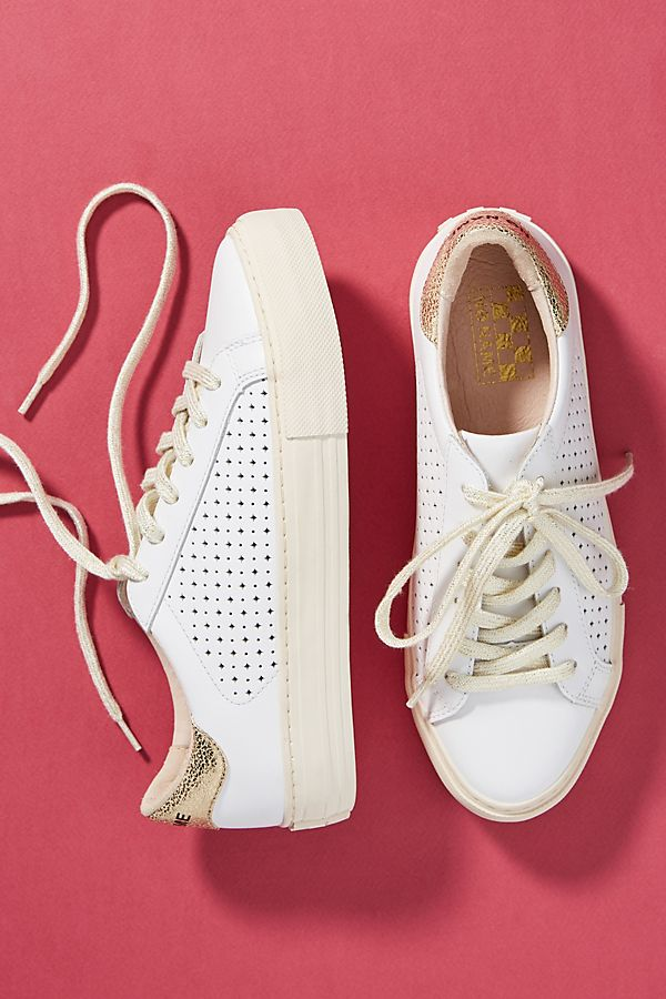 No Name Arcade Perforated Sneakers. Anthro. $178.