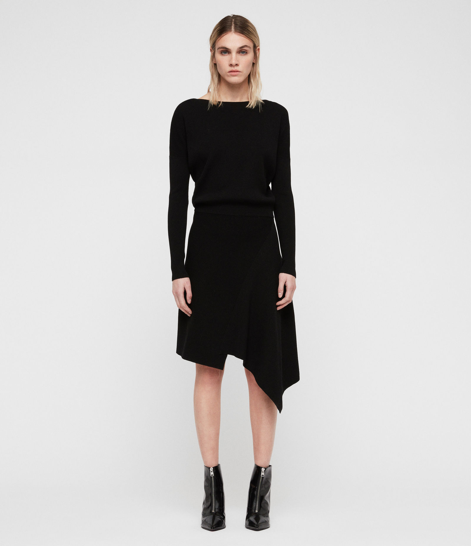 All Saints SUKE DRESS. Available in two colors. All Saints. Was: $260. Now: $145.