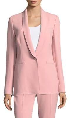 Escada Button-Front Wool Blazer. Saks 5th Avenue. Was: $1250. Now: $375.