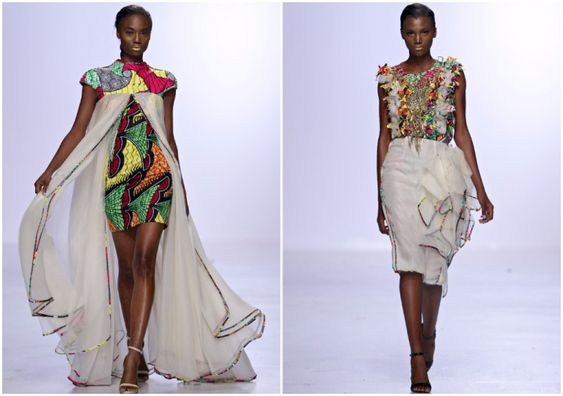 David Tlale items are only available in store.