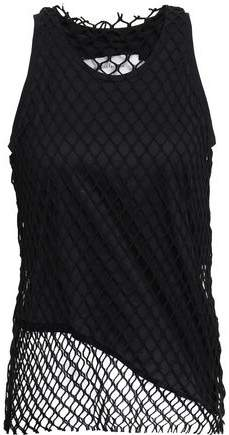 Marques' Almeida Layered Cotton-jersey And Macrame Tank. The Outnet. Was: $280. Now: $120.