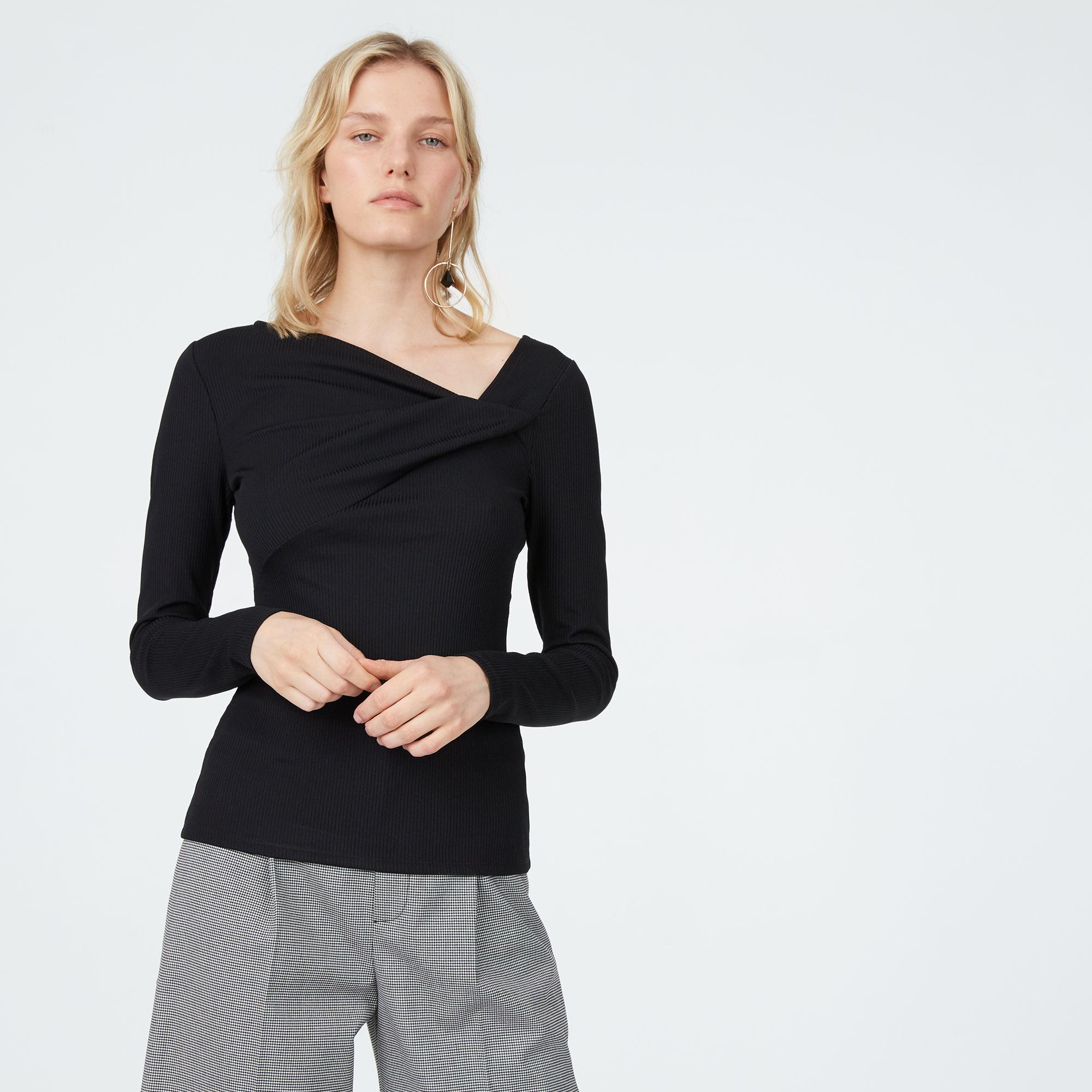 Asymmetrical top.