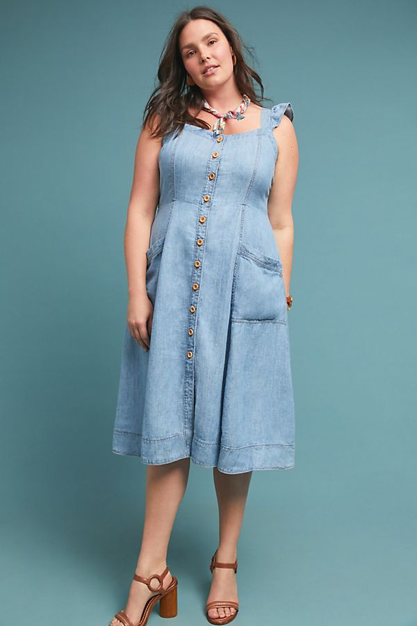 The Perfect Pieces for Your Body Type from Anthropologie\'s ...