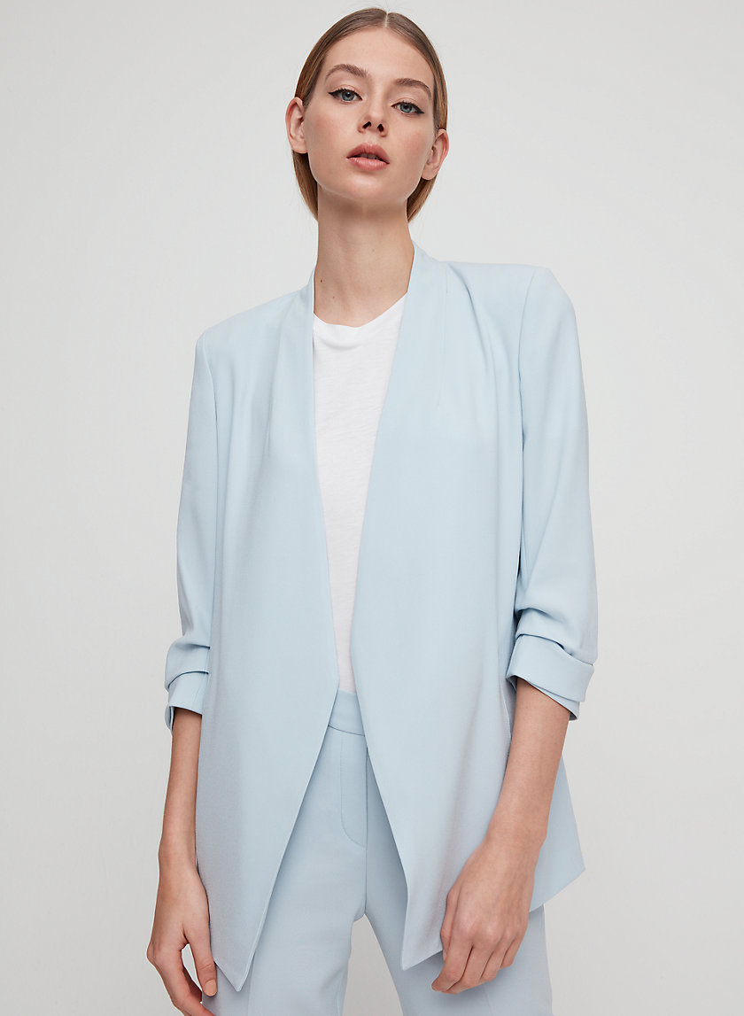 This is the blazer shown in the images below.