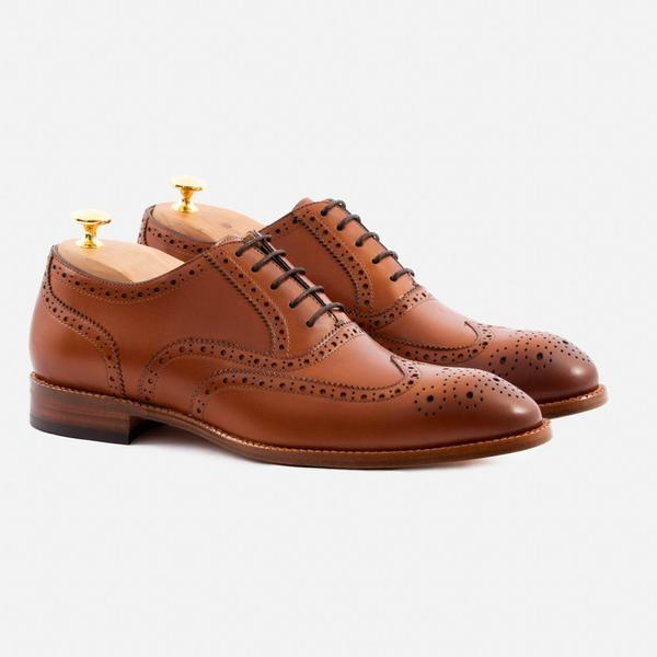 "If one of your style key words is ""menswear inspired"" or ""tomboy"", a high end pair of oxford brogues is essential. The Yates won't disappoint."