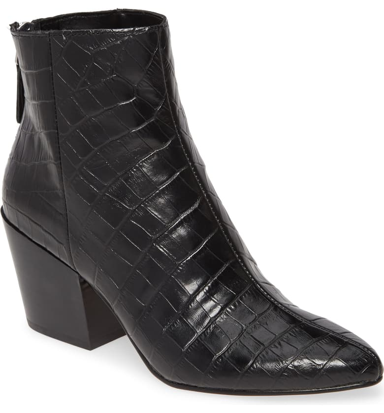 I love these so much I had to show you two different materials. After all, the material can transform a boot so be sure to select the options that truly communicate your authentic personal style.